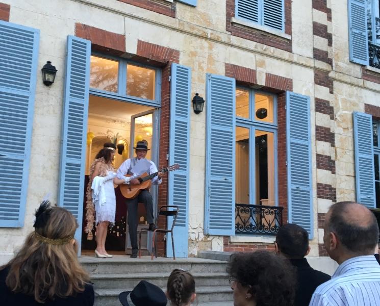 20 ans du CIVC - Pascal et Sylvie (4)