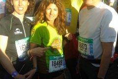 2014, Marathon Paris