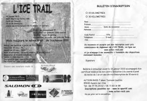 Ice Trail 2010