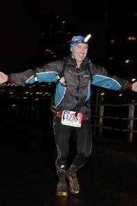 JB à l'écotrail 2013, 80 km