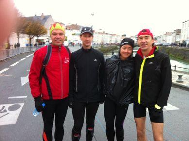 La Rochelle 2013 - les Dalton