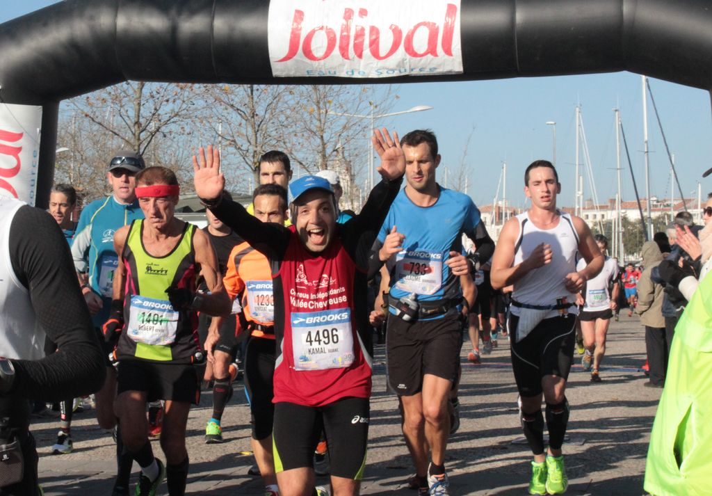 Kamal Marathon La Rochelle