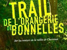 Logo - Trail de l'orangerie de Bonnelles